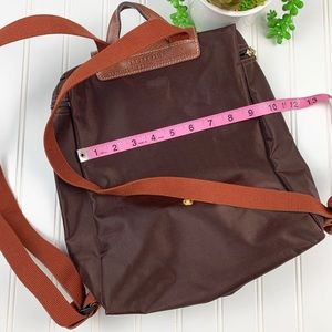 Longchamp Bags - 🆕Longchamp Le Pliage Backpack Chocolate      G305